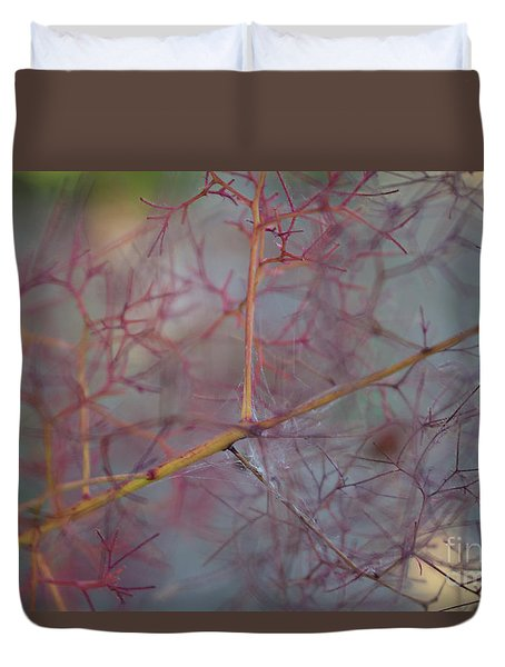 The Confusion Duvet Cover by Victor K