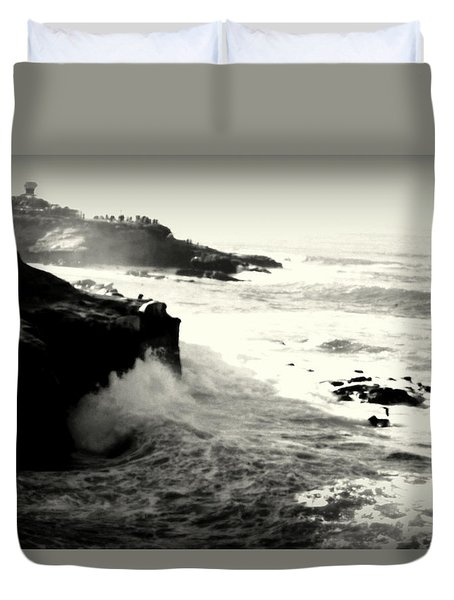 The Cove Duvet Cover