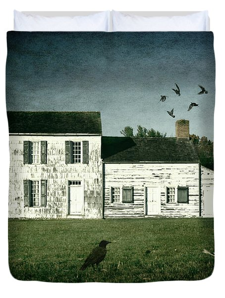 The Craig House II Duvet Cover