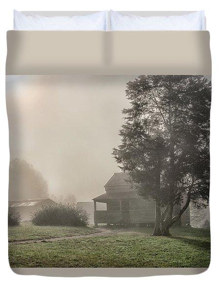 The Dan Lawson Place Duvet Cover
