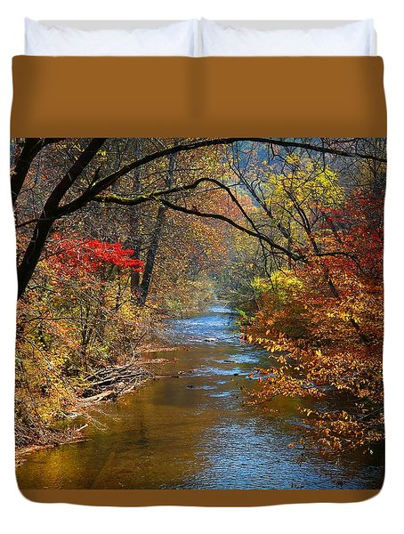The Dan River Duvet Cover