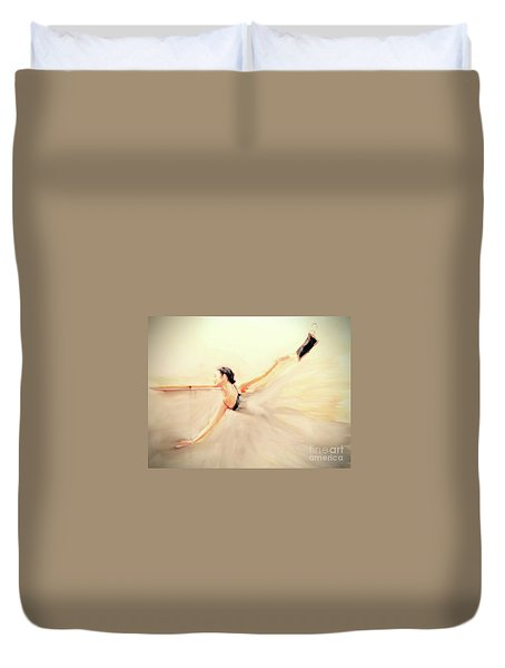 The Dance Of Life Duvet Cover