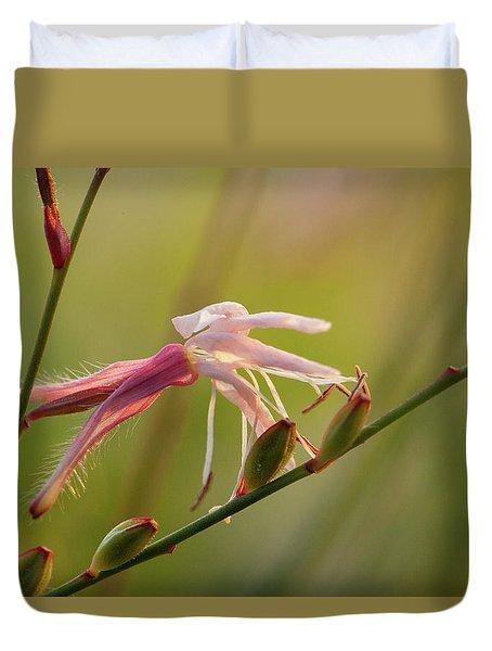 The Dance Of The Flower Duvet Cover