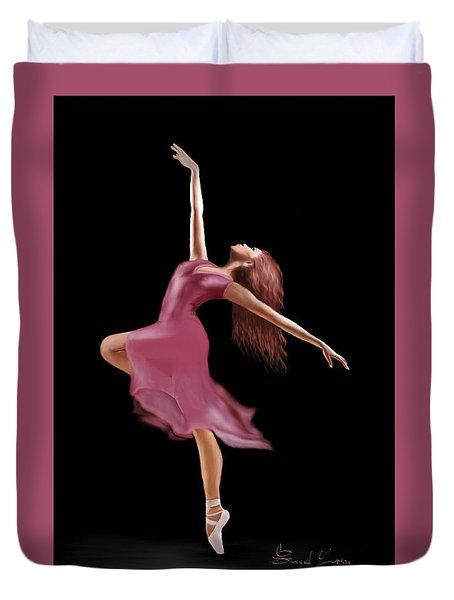 The Dance Duvet Cover