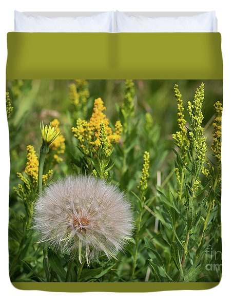 The Dandelion  Duvet Cover