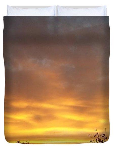The Dawn Duvet Cover