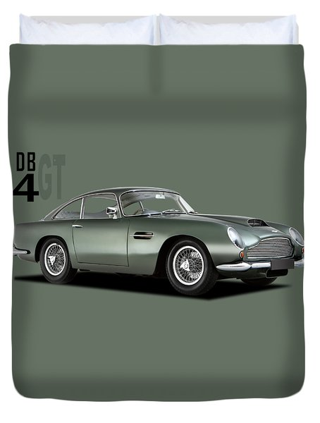 The Db4gt Duvet Cover