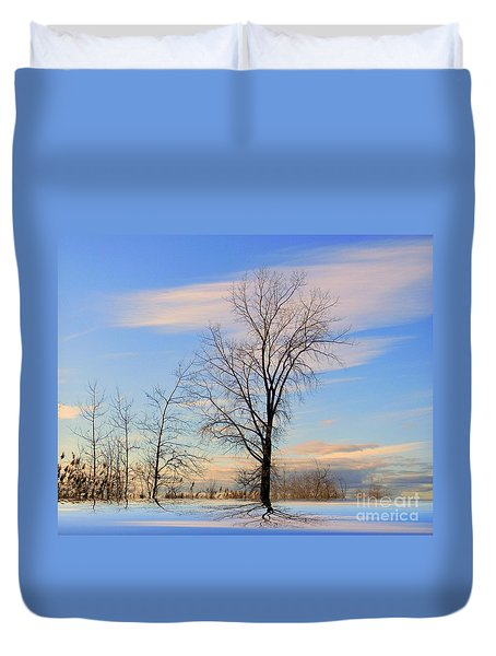 The Delight Duvet Cover