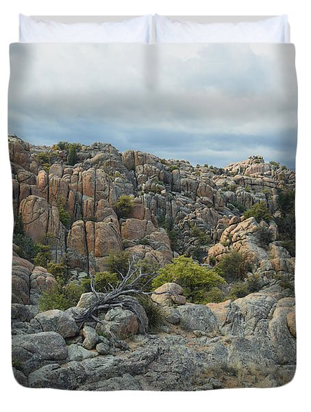 The Dells Duvet Cover
