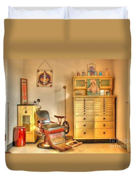 The Dentist Office Duvet Cover