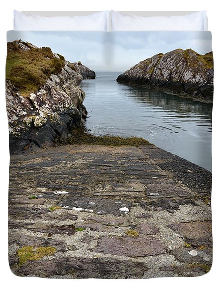 The Dingle Peninsula Duvet Cover