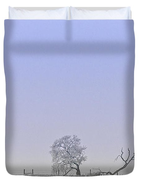 The Distance Between Us Duvet Cover