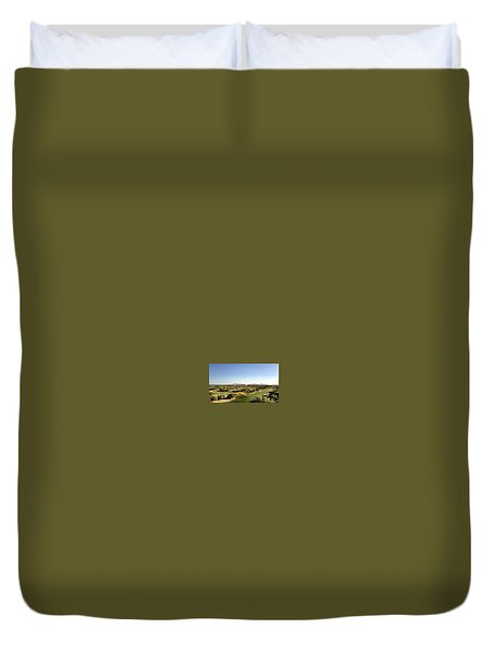 The Distance Duvet Cover