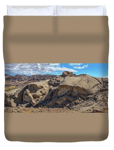 The Domelands Duvet Cover