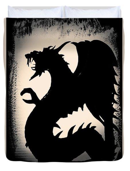 The Dragon Duvet Cover