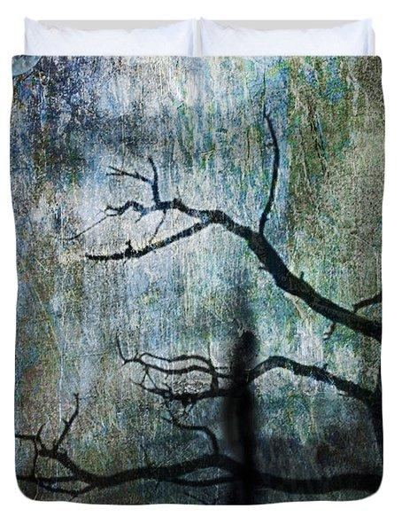 The Dreaming Tree Duvet Cover