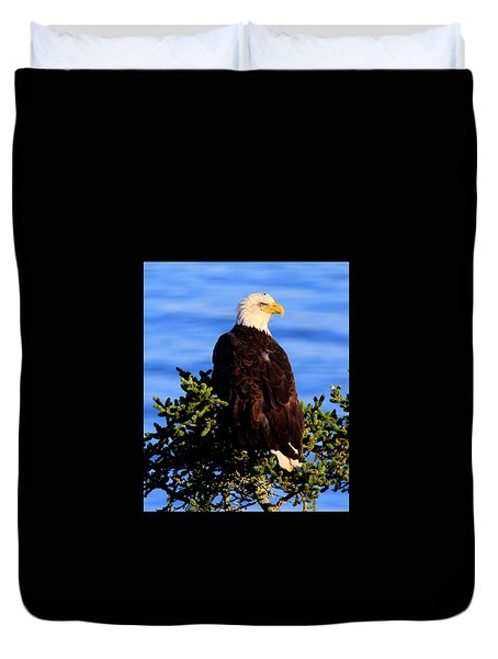 The Eagle Has Landed 2 Duvet Cover