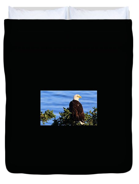 The Eagle Has Landed Duvet Cover