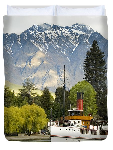 The Earnslaw Duvet Cover