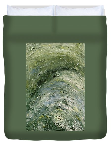 The Elements Water #6 Duvet Cover