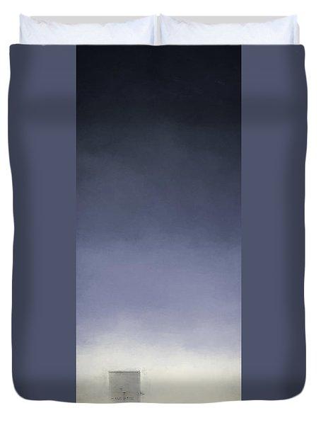 The Elevator 2 Duvet Cover