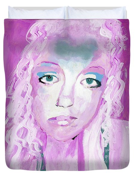 The Empath Duvet Cover