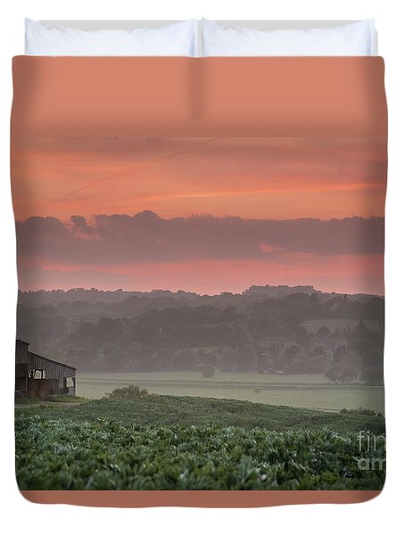 The English Landscape 2 Duvet Cover