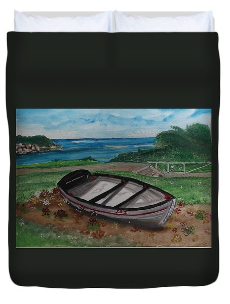 The Esplanade Scarborough Duvet Cover