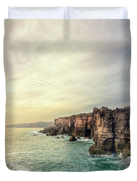 The Eternal Song Of The Ocean Duvet Cover