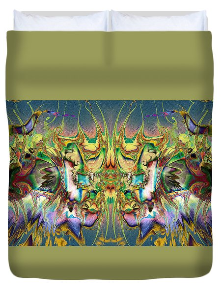 The Event Duvet Cover