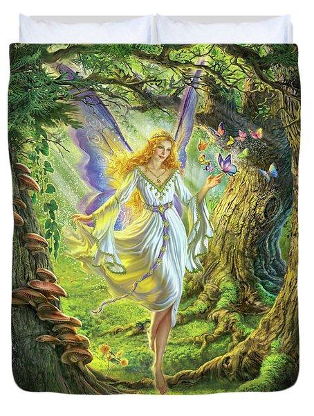 The Fairy Queen Duvet Cover