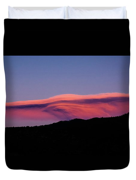 The Ferengi Cloud Duvet Cover