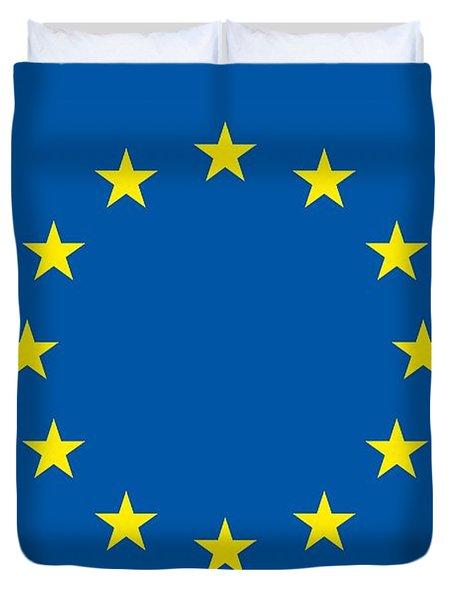 b29b5a2379f73 European Union Flag Duvet Covers | Fine Art America