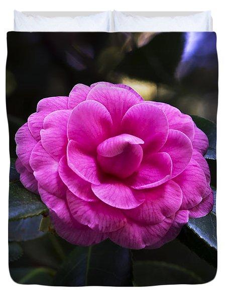 The Flower Signed Duvet Cover