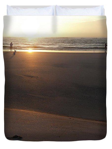 The Full Sun Duvet Cover