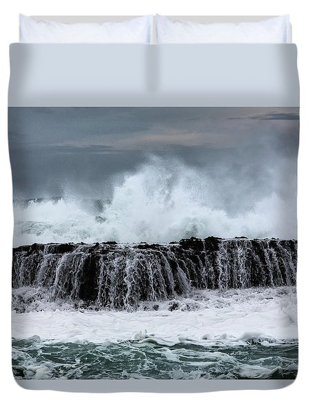 The Fury Duvet Cover
