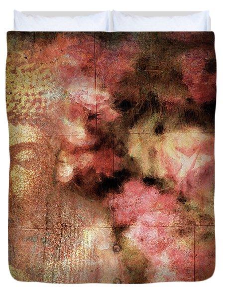 The Garden Buddha 1 Duvet Cover
