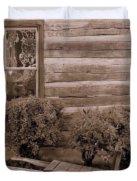 The Gardener Duvet Cover by Ed Smith