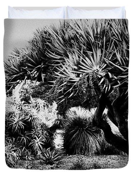 The Gardens Duvet Cover by Douglas Barnard