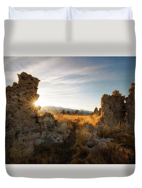 The Gateway Duvet Cover