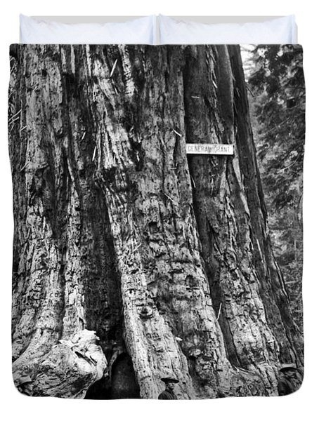The General Grant Tree Duvet Cover