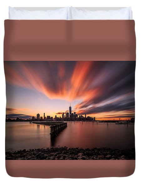 The Gift  Duvet Cover