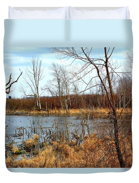 The Gift Of The Great Outdoors Duvet Cover