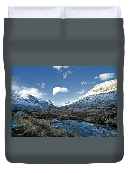 The Glen Of Weeping Duvet Cover
