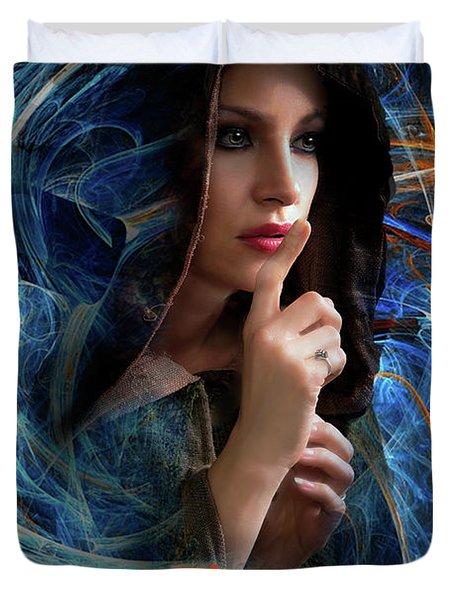 The Goddess Project Duvet Cover