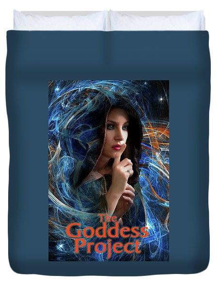 The Goddess Project Duvet Cover