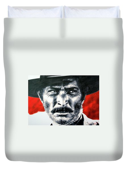 The Good The Bad And The Ugly Duvet Cover