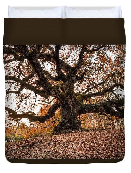 The Great Oak Duvet Cover