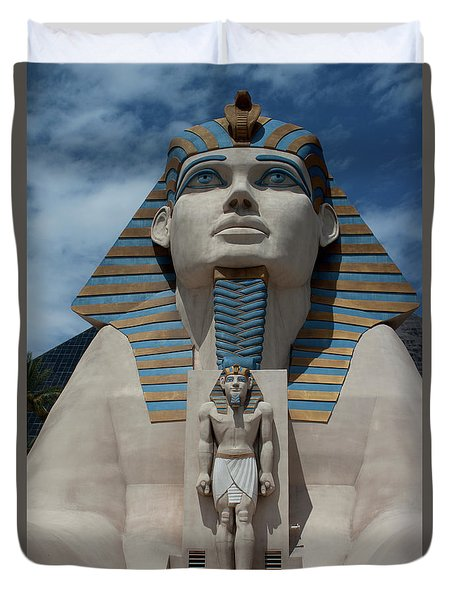 The Great Sphinx Duvet Cover