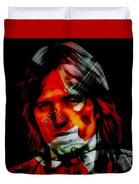 The Great Tom Petty Duvet Cover